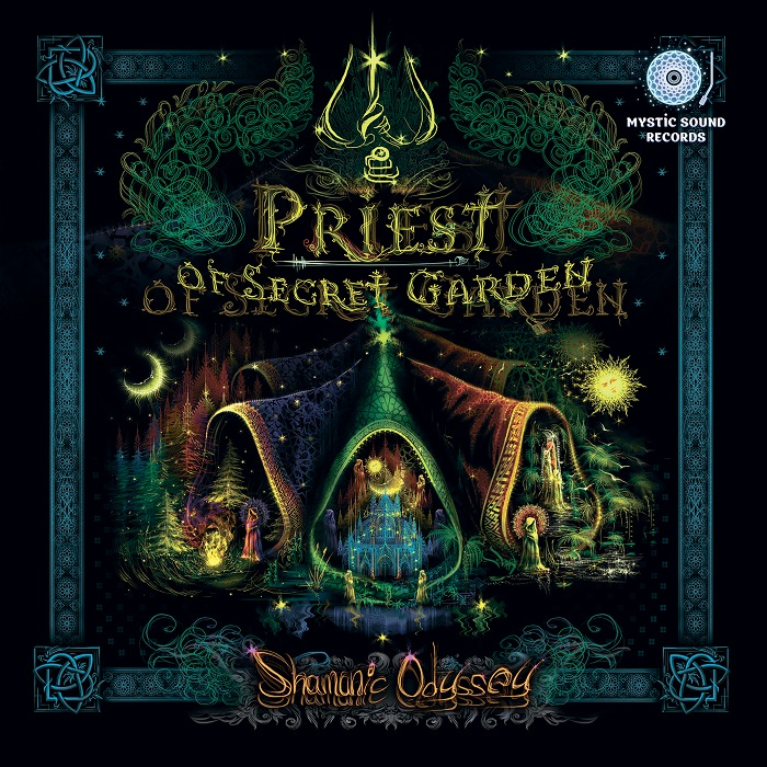 Priest Of Secret Garden – Shamanic Odyssey