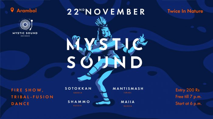Mystic Sound in Goa
